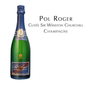 宝禄爵丘吉尔爵士特酿香槟, 法国香槟区 2009 Pol Roger Cuvee Sir Winston Churchill, France Champagne AOC