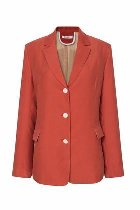 Sharon Jacket 莱赛尔西装外套