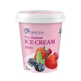 兰维乐新西兰原装进口冰淇淋474ml*1