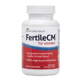 美国爱希儿FairhavenHealth菲儿喜文子宫康90粒增厚子宫内膜子宫保养试管助孕
