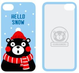熊本熊官方周边 苹果iphone系列手机壳