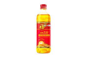 【京东】福临门 食用油 天天五谷食用植物调和油900ml 中粮出品【粮油副食】