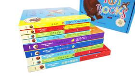 《我的第一本咕噜牛TOY BOOKS》给0~4岁宝宝的玩具书盒子,会玩的宝宝更聪明!