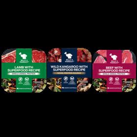 【新品】喜归 | Billy+Margot/比利玛格澳洲进口狗餐盒罐头配方100g,多口味多罐可选