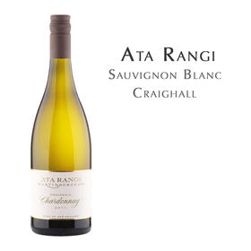 新天地酒园瑞豪夏多内, 新西兰 马丁伯勒 Ata Rangi Chardonnay Craighall, New Zealeand Martinborough