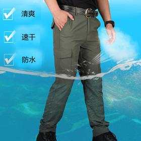 【军品工艺】清爽速干防水作训裤 户外战甲耐磨防刮擦作训裤