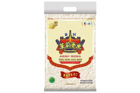 【京东】泰国进口 福临门 原装进口泰米 泰国茉莉香米 中粮出品 大米 5kg【粮油副食】