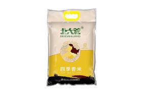 【京东】北大荒 优质大米 东北大米 四季香米 5kg【粮油副食】