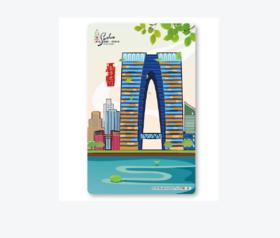 苏州市民卡●纪念卡/东方之门版权卡公交地铁