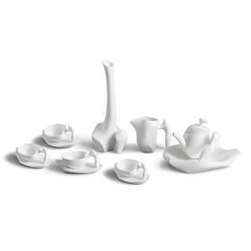 观瓷李雨花《自在》系列陶瓷茶具套装