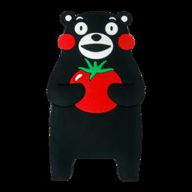 熊本熊官方周边 PVC冰箱贴四款kuma