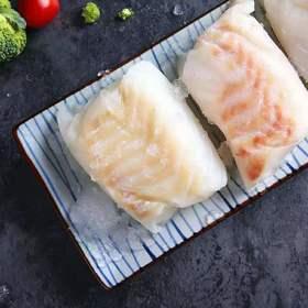 [真鳕鱼 预计下单后2-5天发出]冰岛大西洋 原切进口 140g/块*4块 共560g