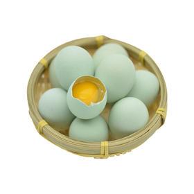 绿蛋侠™ 绿壳土鸡蛋 30枚礼盒装