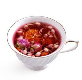 【花茶】.玫瑰洛神予美茶组合花茶
