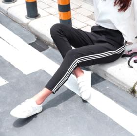 【休闲裤】新款韩版百搭显瘦学生休闲小脚女裤