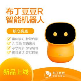 新品布丁豆豆R智能机器人 儿童陪伴玩具语音对话人工智能早教智伴学习互动AI教育英语早教机