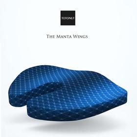 【久坐不累  舒缓腰椎】TOTONUT魔态坐垫  3D打印技术 贴合人体  透气舒适