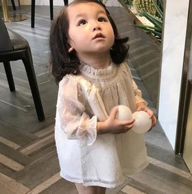 【童装】宝宝裙子欧美童装小公主纱裙