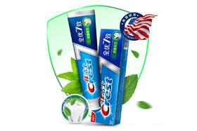 【京东】佳洁士 Crest 全优7效 茶香深洁 牙膏 120克【个护清洁】