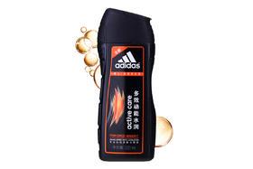 【京东】阿迪达斯(Adidas)男士多效动能水润去屑洗发水220ml 洗发露活力头皮洗头膏补水滋养头发去屑【个护清洁】