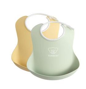 【婴儿用品】宝宝围嘴防碎屑婴儿围兜快干防水