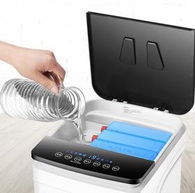 【电暖扇】空调扇冷暖两用家用小型