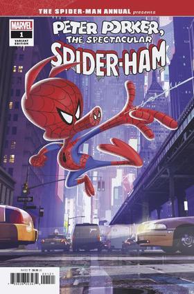 变体 蜘蛛侠 蜘猪侠 年刊 Spider-Man Annual Spider-Ham