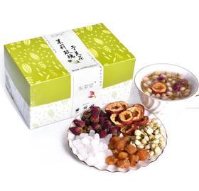 【花茶】.茉莉玫瑰予美茶组合花茶
