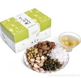 【花茶】.胖大海菊花茶组合花茶