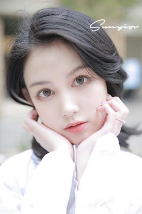 SunYior秀儿 IRISUR GRAY 微混虹膜灰 【教师-国庆】