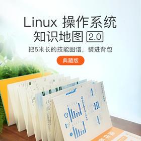 极客时间原创 | Linux 操作系统知识地图2.0