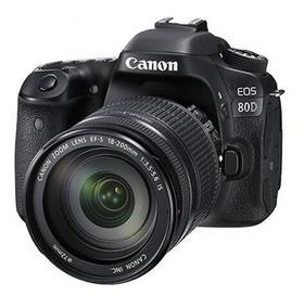 【canon】单反照相机Canon/佳能EOS 80D(18-200MM)高清数码相机单反旅游