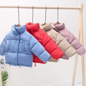 【童装】立领棉袄宝宝羽绒棉服外套