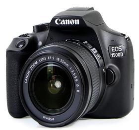 【canon】Canon/佳能 EOS 1500D套机(18-55mm) 入门级高清数码家用单反相机