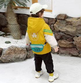 【童装】韩版儿童棉衣加厚童棉袄