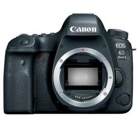 【canon】佳能6D2单机 EOS 6D Mark II 单机身 全画幅单反相机6d2