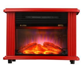 【电暖器】3D仿真火焰电壁炉取暖器