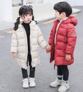 【童装】儿童棉衣羽绒棉服秋冬季新款