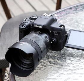 【佳能】Canon/佳能EOS 750D(18-135MM)套机入门级高清数码相机单反相机