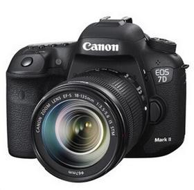 【canon】佳能单反相机EOS 7DII(18-135MM)单反高清数码相机 佳能单反7D2