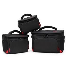 【佳能】佳能相机包单肩单反包休闲时尚摄影包2018新款斜跨旅行包