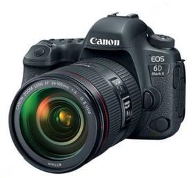 【canon】佳能6D2套机 EOS 6D Mark II 24-105 II套机 全画幅单反相机
