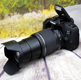 【佳能】Canon/佳能 EOS 800D 18-135 套机 入门级高清单反相机数码照相机