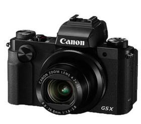 【canon】Canon/佳能 PowerShot G5 X 数码相机高清照相机旅游卡片机G5X
