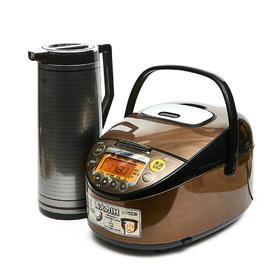 虎牌电饭煲JKT-B10C+热水瓶PRY-A190(6周年庆福袋)