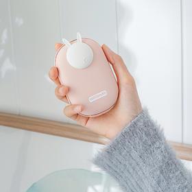 【双面发热 智能控温】Q宠暖手宝即是暖手神器也是移动电源