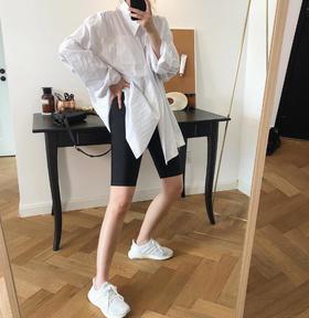 【打底裤】新款韩国ins时髦高腰弹力紧身打底裤