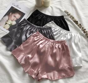 【打底裤】新款安全裤女夏打底 防走光 蕾丝花边三分 可外穿