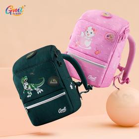 保护儿童脊椎,提拔身姿 GMT for Kids-挪威小方包,儿童小书包,适用小学生