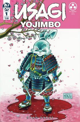 兔用心棒 宫本兔 Usagi Yojimbo